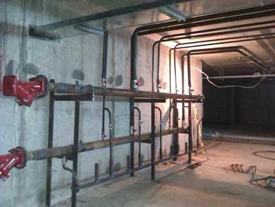 Как работает водоснабжение в многоквартирном доме